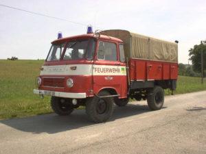In den 70er Jahren wurde ein Robur, LO als LF8 mit einem Schlauchtransportanhänger (STA) beschafft. In diesem Zusammenhang, wurden die ersten Atemschutzgeräte in der Freiwilligen Feuerwehr Beutha eingesetzt.